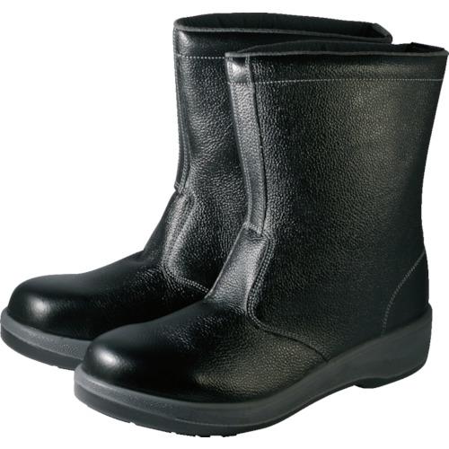 シモン シモン 安全靴 半長靴 7544黒 26.5cm 7544N-26.5