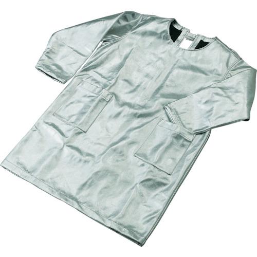 トラスコ中山 TRUSCO スーパープラチナ遮熱作業服 エプロン Lサイズ TSP-3L
