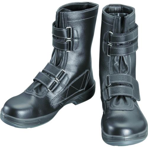 シモン シモン 安全靴 長編上靴マジック式 SS38黒 29.0cm SS38 SS3829.0
