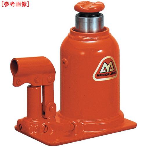 マサダ製作所 マサダ 標準オイルジャッキ 15TON MHB-15 MHB-15