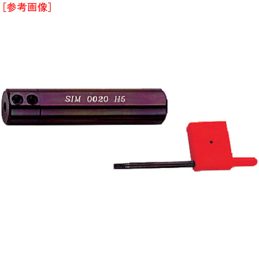 ノガ・ジャパン NOGA タイニーツール・バーホルダー SIM0016H3 SIM0016H3