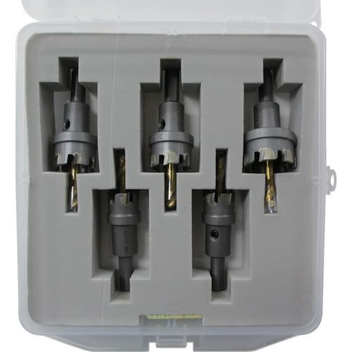 ロブテックス エビ 超硬ホルソー(薄板用)セット HOS-ASET HOS-ASET
