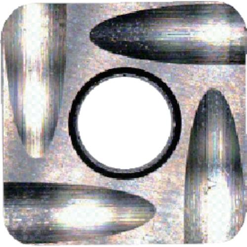 富士元工業 【12個セット】富士元 フェイス加工用Sタイプ精密級チップ 超硬M種 NK2020 S32GUR-M
