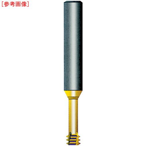 ノガ・ジャパン NOGA Carmex超硬ソリッドミニミルスレッド シャンク径6×M5.0×0.80×首下16.0 M06038C16