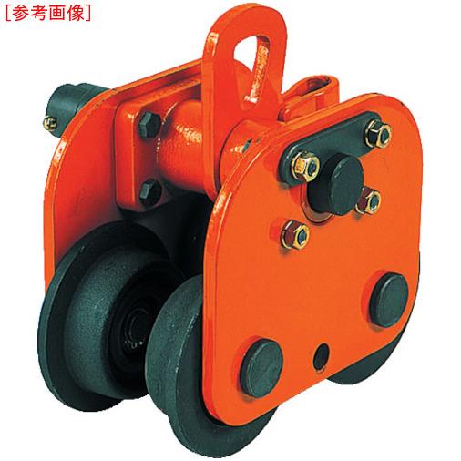 象印チェンブロック 象印 手動用プレントロリ1t P-01000 P-01000