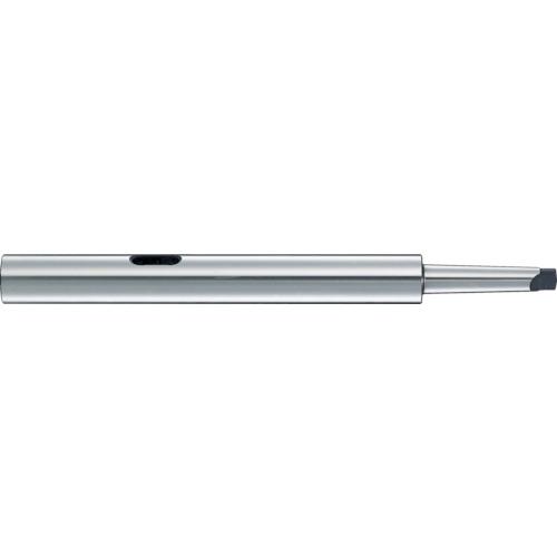 トラスコ中山 TRUSCO ドリルソケット ロングタイプ MT3×2×250 TDCL-32-250 (TDCL32250) TDCL-32-250