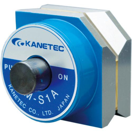 カネテック カネテック マグネット六角ホルダ(押ボタン式磁石切換) KM-S1A