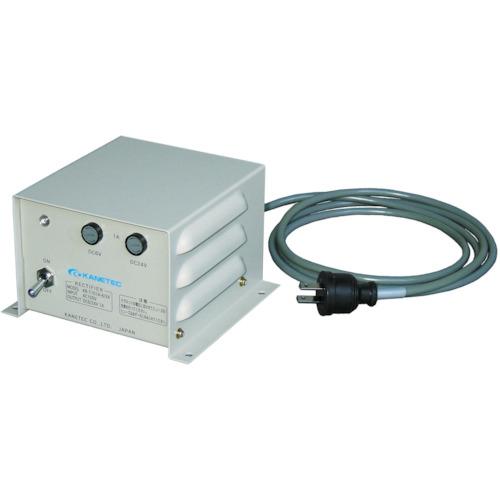 カネテック カネテック 電磁ホルダ用整流器 KR-T101A-6/24