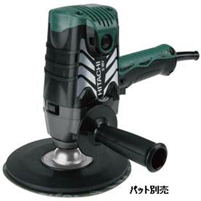 HiKOKI(日立工機) 電子ディスクサンダ(※本体のみになります。ラバーパット(外径180mm)・サンディングディスク(P80)・ワッシャ・ナットは別売) S18V_N