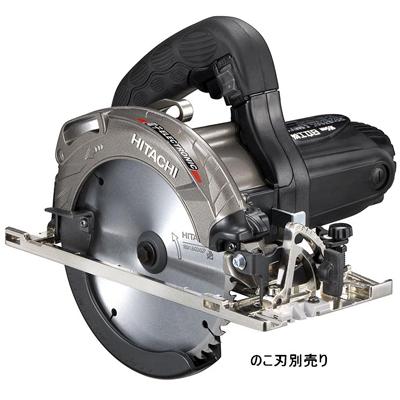 HiKOKI(日立工機) 深切り電子丸のこ ブラック(のこ刃別売り) C6MVYA2-NB