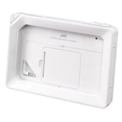 ビクター 防沫型アンプ内蔵ポータブルスピーカー (ホワイト) SP-AW500-W