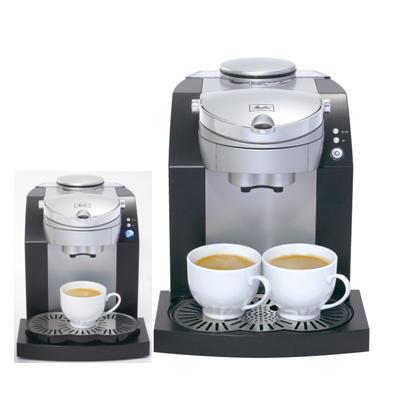 メリタ 【ポッド式コーヒーメーカー】 コーヒーポッドマシーン(ブラック) MKM-112/B