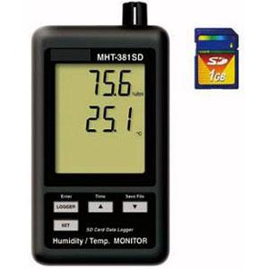 マザーツール デジタル温湿度計 MHT-381SD