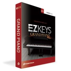 クリプトン・フューチャー・メディア EZ KEYS - GRAND PIANO ソフトウェア音源(ピアノ) EZKEY【納期目安:1週間】