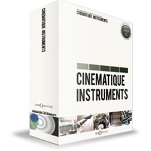 クリプトン・フューチャー・メディア CINEMATIQUE INSTRUMENTS ソフトウェア音源(シネマティック) BS446【納期目安:1週間】