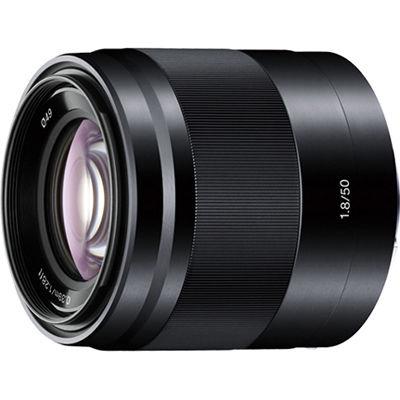 【送料無料】デジタル一眼カメラα[Eマウント]用レンズ E 50mm F1.8 OSS (ブラック) (SEL50F18B) (SEL50F18B) ソニー デジタル一眼カメラα[Eマウント]用レンズ E 50mm F1.8 OSS (ブラック) (SEL50F18B) SEL50F18-B【納期目安:3週間】