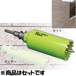 ミヤナガ ブロックドライモンドコアSDS PCB115R