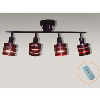東京メタル シーリング照明(ブラック)(※電球は別売です) HC-P018BKRCNDZ