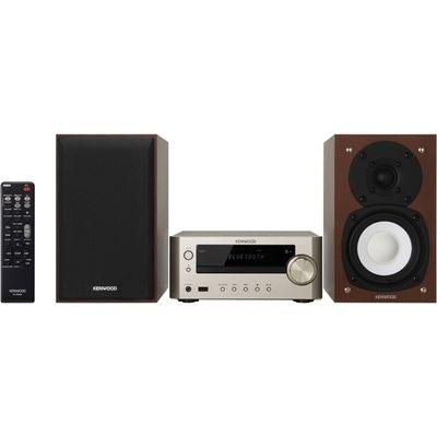 ケンウッド Bluetooth®とNFC を搭載 コンパクトHi-Fi システム(ゴールド) K-505-N
