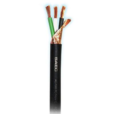 SAEC PC-TripleC切売電源ケーブル AC-7000/m