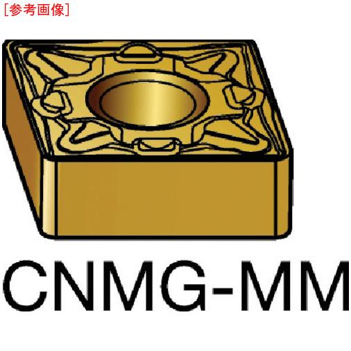 サンドビック 【10個セット】サンドビック T-Max P 旋削用ネガ・チップ 2025 CNMG-16-06-16-MM-2025-8716