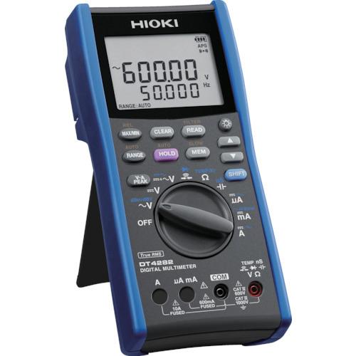 日置電機 HIOKI デジタルマルチメータ(A端子あり) 4536036000845