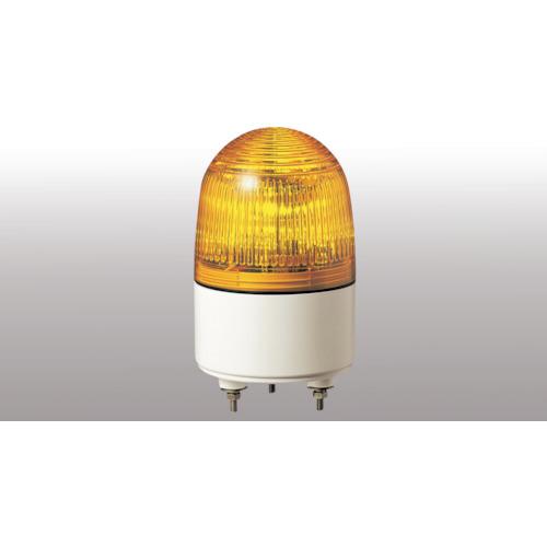 パトライト パトライト 小型LED表示灯 PES200AY 4938766007666