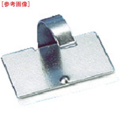 パンドウイットコーポレーション パンドウイット 固定具 VHB粘着テープ付きメタルコードクリップ (500個入) 0074983128181