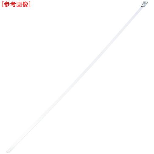 パンドウイットコーポレーション パンドウイット MS(バックルロック式)ステンレススチールバンド (50本入) 0074983446957
