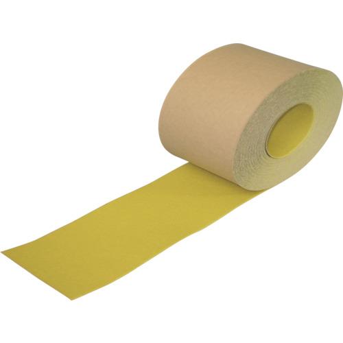 【タイムセール!】 4954425112281:家電のタンタンショップ NCA ノンスリップテープ(標準タイプ) 黄 ノリタケコーテッドアブレーシブ プラス-DIY・工具