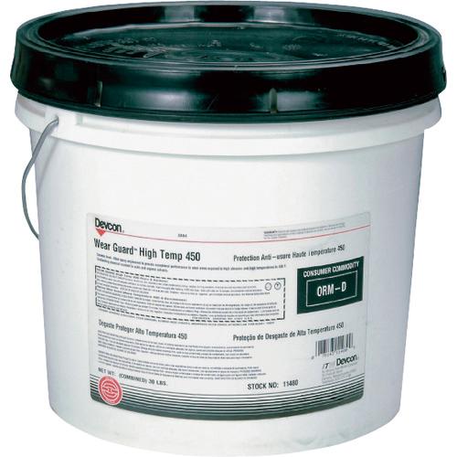 ITWパフォーマンスポリマー デブコン 耐摩耗補修剤 ウェアーガード・ハイテンプ 30lb 0078143114809
