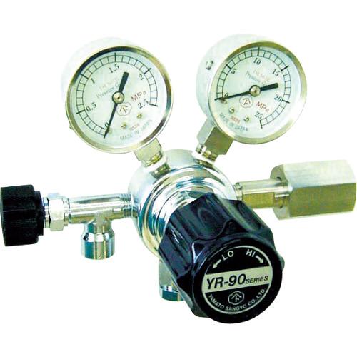 ヤマト産業 ヤマト 分析機用圧力調整器 YR-90S 4560125829406