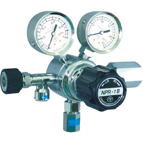 ヤマト産業 ヤマト 分析機用圧力調整器 NPR-1B 4560125829345