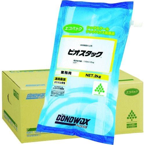 コニシ コニシ ピオスタックエコP 18kg (1箱(袋)=2kg×9袋入) 4901490051274