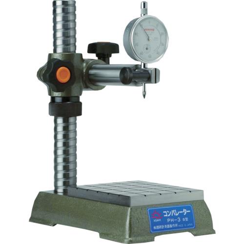理研計測器製作所 RKN ダイヤルコンパレータ PH-3B 4589979051252
