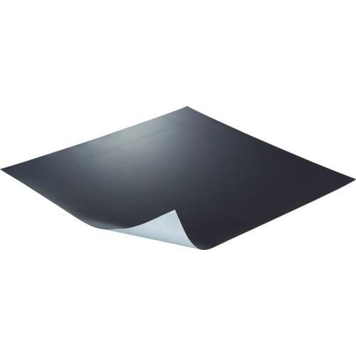 トラスコ中山 TRUSCO マグネットシート 糊付 t3.0mmX500mmX500mm TMGNK3500 4989999360691