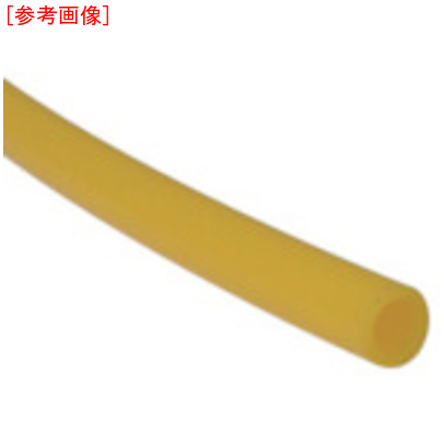 千代田通商 チヨダ TEタッチチューブ 12mm/100m 黄 4537327021174