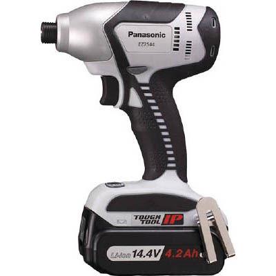 パナソニックエコソリューション Panasonic 14.4V充電インパクトドライバー EZ7544LS2SB 4549077173102