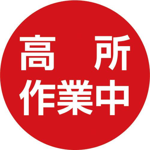 日本緑十字社 緑十字 DBS-5 高所作業中 H1020×W850×D725 4932134214007