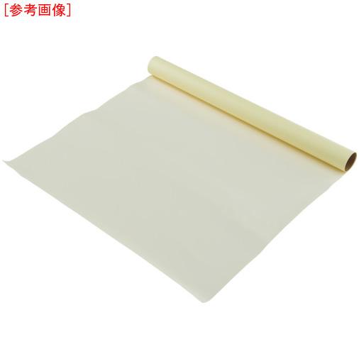 トラスコ中山 TRUSCO 補修用粘着テープ(テント倉庫用)98cmX5m ホワイト 4989999314250