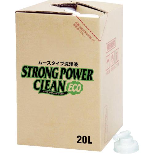 鈴木油脂工業 SYK ストロングパワークリーンエコ20L 4989933904264
