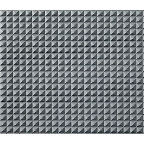 山崎産業 コンドル (床保護シート)ニュービニールシート(ピラミッド) グレー 4903180471256