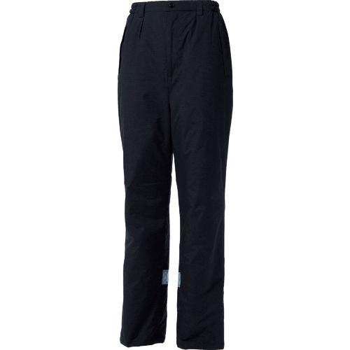 トラスコ中山 TRUSCO 暖かパンツ 3Lサイズ ブラック 4989999337891