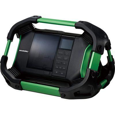 HIKOKI(日立工機) BluetoothR 対応 コードレスラジオ UR18DSDL(NN)