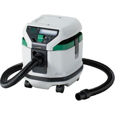 HiKOKI(日立工機) 乾・湿両用(布フィルタ装備)電動工具用集じん機(連動付)(集塵容量15L) RP150YB【納期目安:1週間】