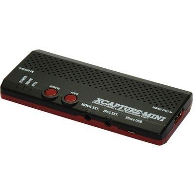 マイコンソフト SDメモリーカード対応PCレス 小型キャプチャー・ユニット XCAPTURE-MINI DP3913544