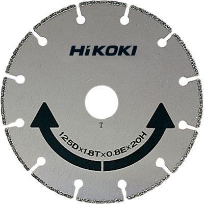 HiKOKI(日立工機) ダイヤモンドカッター 160×20 (電着タイプ) 0030-5489