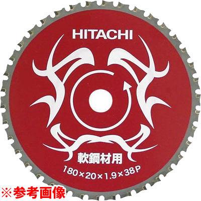 HiKOKI(日立工機) チップソー(軟鋼材薄板用) 185mm×20 48枚刃 (標準) 0030-7900