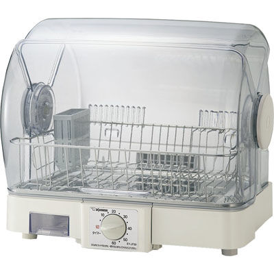 開店祝い セール特価品 送料無料 象印 食器乾燥機 グレー EY-JF50-HA