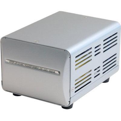 カシムラ 海外国内用型変圧器220-240V/1000VA NTI-18【納期目安:1週間】